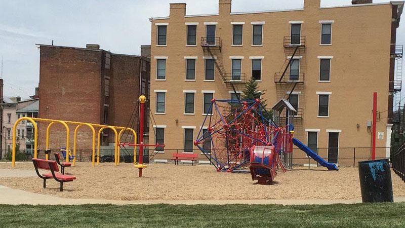 Centerville Primary School Playground in OH