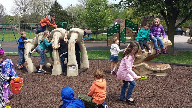 Centerville Primary Shool Playground