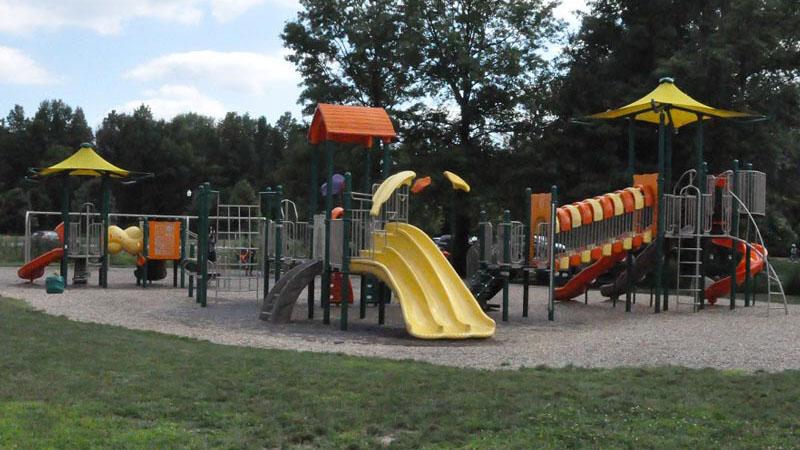 Hannah Park Playground in Gahanna OH