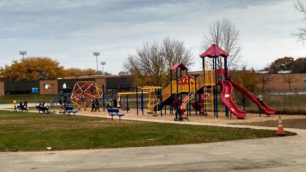Jimtown Elementary School in Elkhart IN