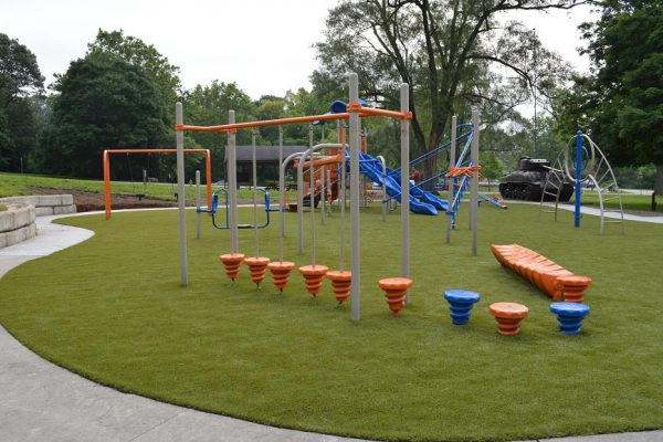 Memorial Park - Huntington, IN
