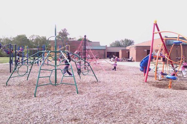 Spence Elementary-Brighton MI