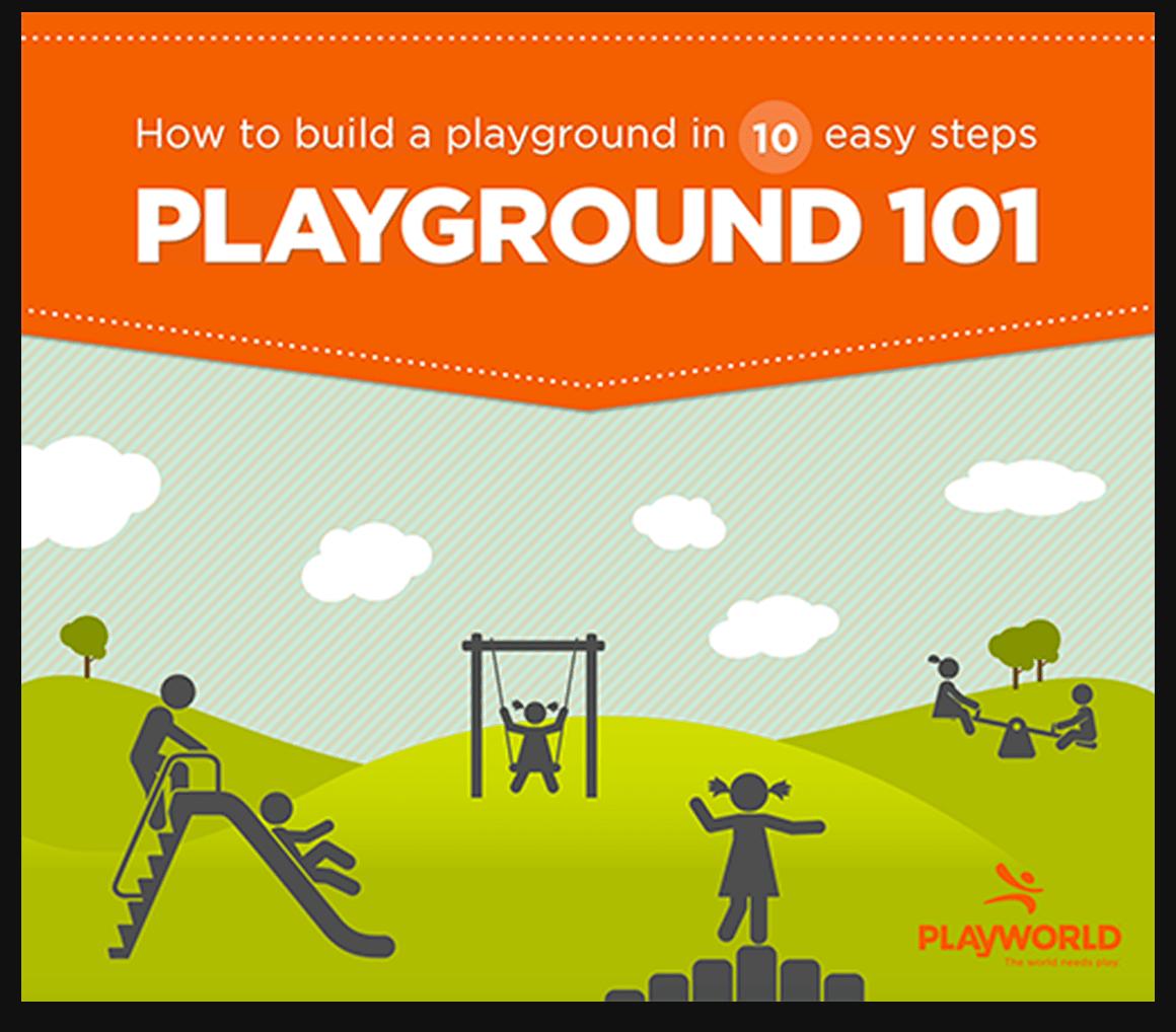 Playground 101 planning guide