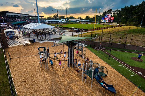 Jimmy Johns Field Baseball Park - Rochester, MI