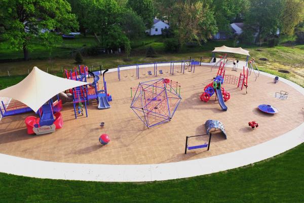 Sunpoint Park - Gahanna, OH