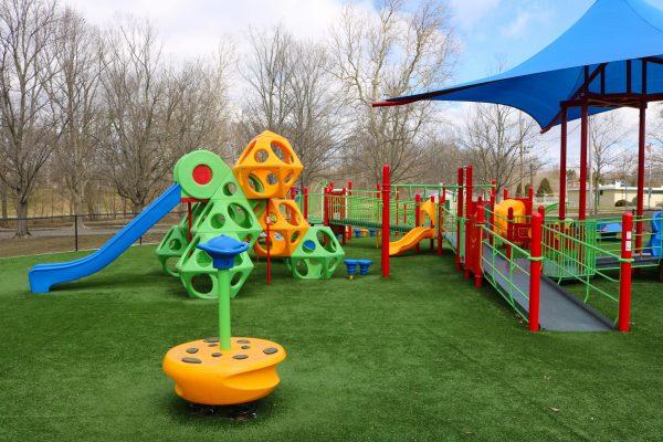 Mary Rutan Park - Bellefontaine, OH