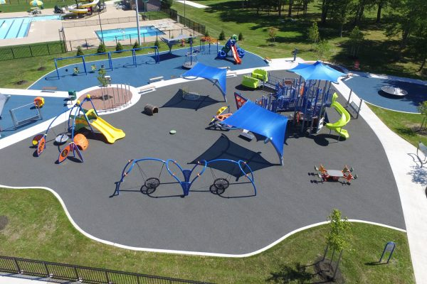 Parkview Playground, Mayfield, OH